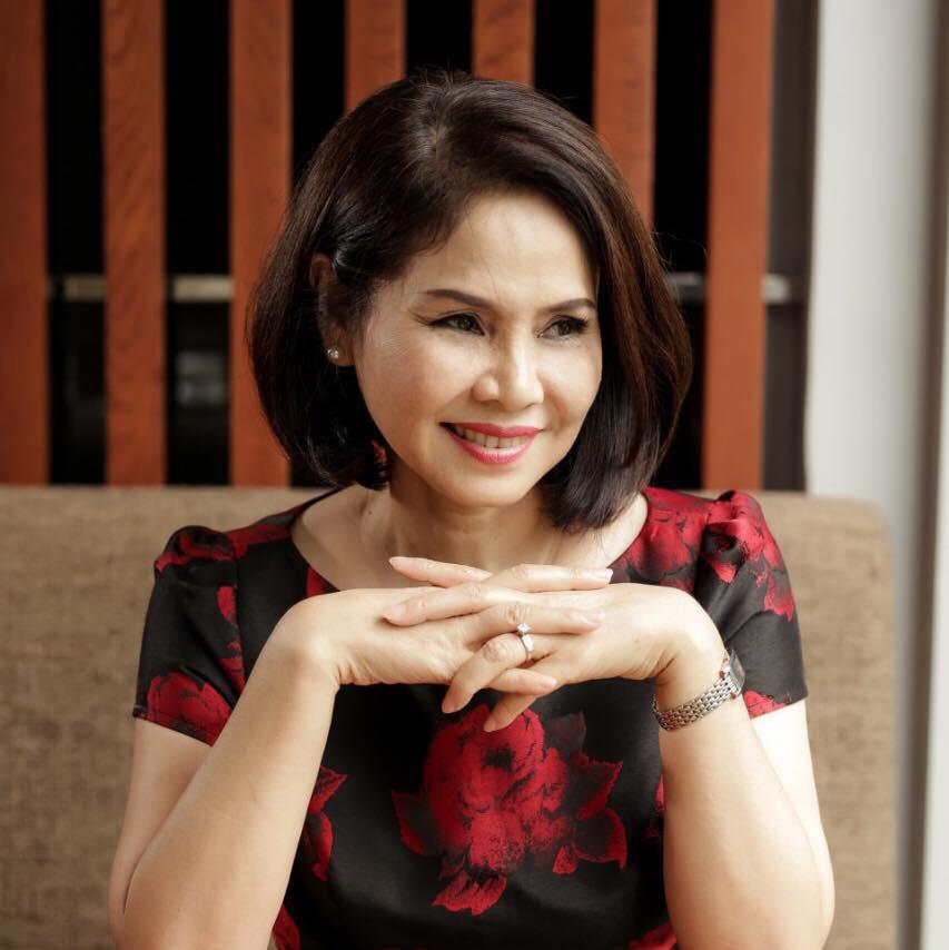 Bà Nguyễn Thanh Lâm