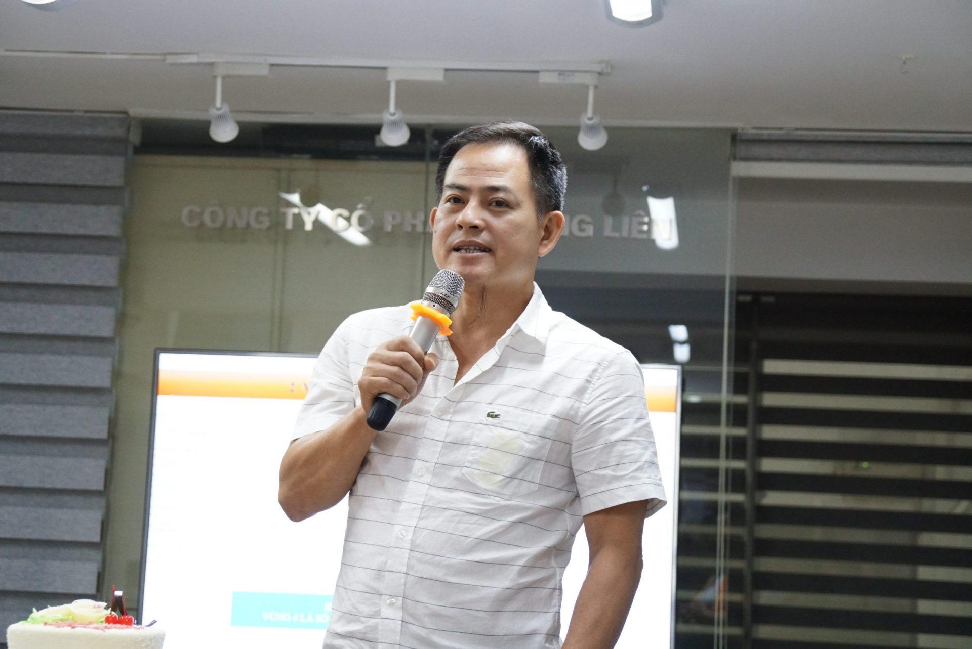 Ông Nguyễn Hải Phong